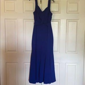 Dresses & Skirts - Brand new royal blue dress